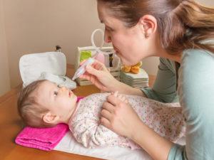 Гигиенические мероприятия и уход за носом малыша