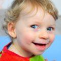 Синдром Ангельмана - фото детей