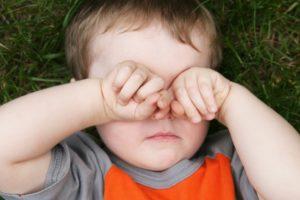 Какими заболеваниями могут вызываться у малышей?