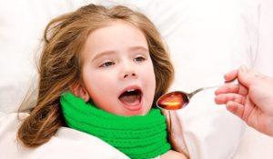 Медикаментозная терапия для ребенка