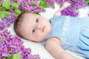 Аллергия на сирень у ребенка