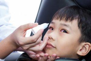 Чем опасна сенная лихорадка для малышей?