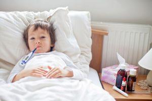Особенности инфекционно-аллергической формы заболевания