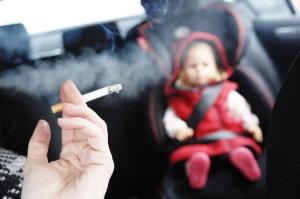Аллергия на табачный дым у детей