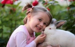 Есть ли аллергия на кроликов у детей?