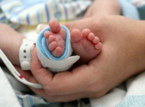 Симптомы и признаки у новорожденного