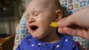 Причины возникновения недуга у малышей