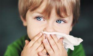 Может ли быть аллергическая реакция у малышей?