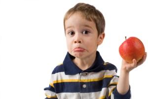 Аллергия на яблоки у ребенка
