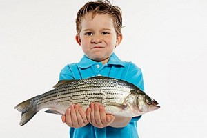 Аллергия на рыбу у ребенка