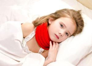 Острый фарингит - симптомы и лечение у детей