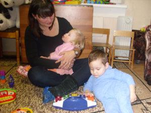 Особенности воспитания больного