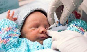 Симптомы и признаки врожденного