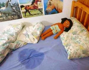 Ночной энурез у детей