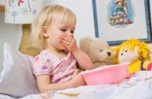 Симптомы и признаки у малышей