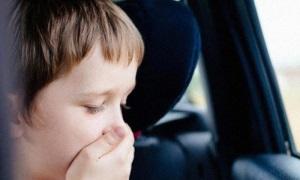 Таблетки от укачивания в транспорте для детей