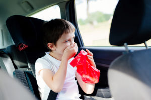 Почему детей может тошнить по утрам?